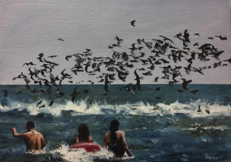 Bird swarm